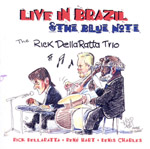 Live In Brazil album cover